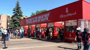 Calgary Stampede unveils COVID-19 protocols for 2021 (01:58)