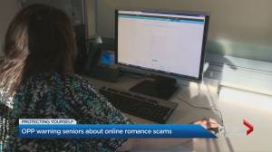 Police issue new warning about romance scams