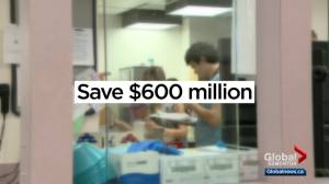 Alberta government to cut up to 11,000 health care jobs (02:39)