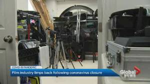 Toronto film industry limps back after COVID-19 closures