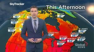 Saskatchewan weather outlook: July 9