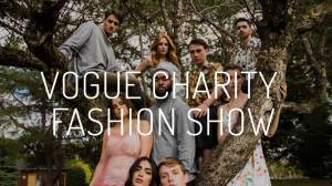 A preview of the Queen's Vogue Charity Fashion Show