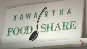 Rising food prices concerning for Peterborough-area food bank need (02:10)