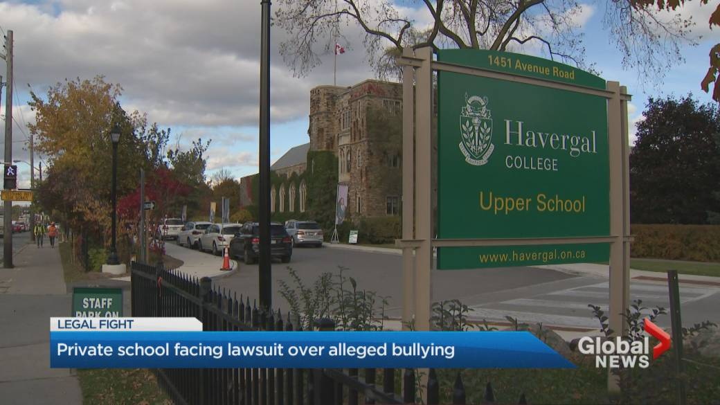 Toronto father fights with private school over alleged bullying among 7-year-old girls