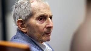 Real estate heir Robert Durst found guilty of murdering friend Susan Berman (03:21)