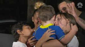 Kidnapped Florida boy reunited with his family
