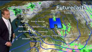 B.C. morning weather forecast: Sept. 7 (02:45)