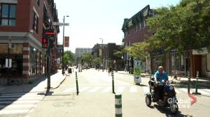 Montreal motorists unhappy with reduced space for cars in the city
