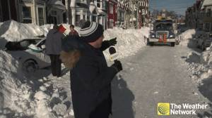 Clean-up efforts underway in St. John's two days after massive snowstorm