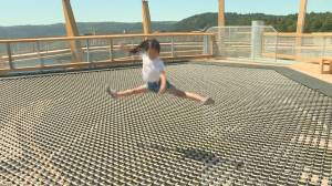 Spectacular new attraction opens on Vancouver Island (02:08)
