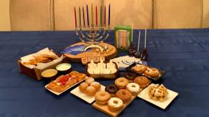 Holiday DIY: Gluten free dough desserts for Hanukkah (05:56)