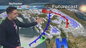 Kelowna Weather Forecast: January 18 (03:25)