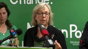 Federal Election 2019: 'We're not here to play politics about climate,' says May