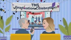 TMS Graduation Celebration: June 23, 2020