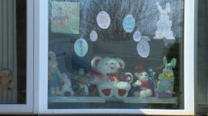 Warman, Sask. residents celebrating Easter in a different way