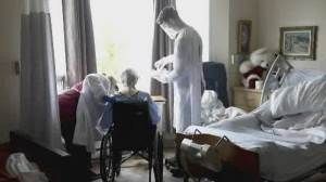 The state of Canada's long-term care in the second wave (02:48)