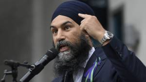 NDP's Singh on London attack: 'This is our Canada' (01:33)
