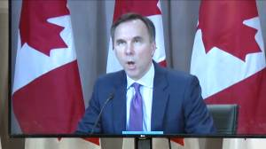 Coronavirus outbreak: Morneau provides more details on federal wage subsidy extension