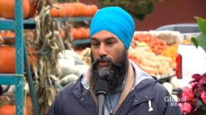 Federal Election 2019: Singh says Bloc Québécois don't 'want to work with others'