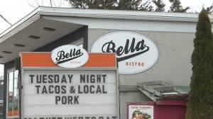 Kingston restaurant owner describes break-in in Collins Bay (00:36)