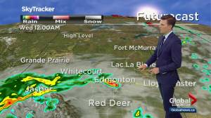 Edmonton weather forecast: Monday, June 22, 2020