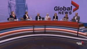 Federal Election 2019: A look at the Global News political panel
