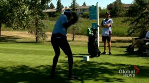 Pro golf returns to Calgary at the 2021 Shaw Charity Classic (02:47)