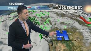 Kelowna Weather Forecast: June 1 (03:47)