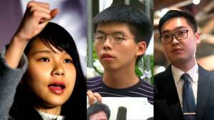 Hong Kong arrests Joshua Wong, other prominent activists in crackdown