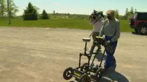 Investigation and search of former Shubenacadie residential school site underway (02:17)