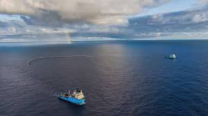 Ocean cleanup crew return to Victoria with 8 tonnes of plastic pollution (02:00)