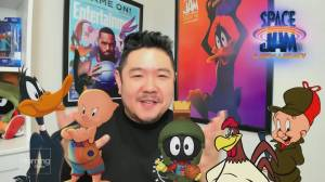 'Space Jam: A New Legacy' voice actor Eric Bauza transforms into your favourite Looney Tunes characters (03:59)