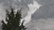 Play video: High risk of avalanche for B.C. mountains