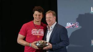Super Bowl LIV: Patrick Mahomes ready to embrace his destiny