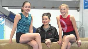 Kingston gymnasts have qualified for a prestigious meet in California