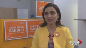 Extended interview with North Okanagan – Shuswap NDP candidate Harwinder Sandhu (07:06)