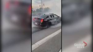 Charges laid in Mississauga stunt driving incident