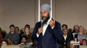 Federal Election 2019: Singh provides details on ferry investment proposal
