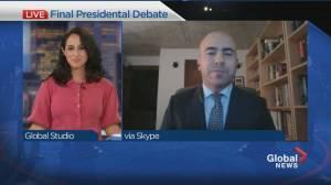 American Presidential Debate Analysis (04:24)