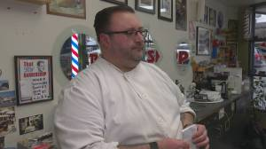 Nanaimo barber overwhelmed by community support after break-in