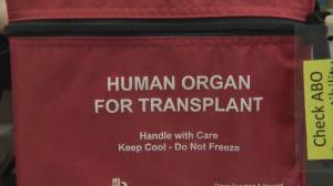 Will 'deemed consent' for organ donation come to B.C.? (02:05)