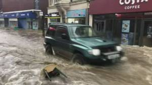 Deadly storm Dennis wreaks havoc in U.K.