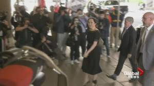 B.C. judge rules against Meng Wanzhou in extradition hearing