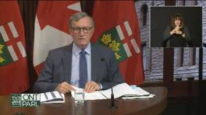 Ontario to enter Step 2 reopening on June 30 (01:42)