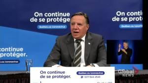 Coronavirus: Quebec mandatory public transit face mask measure to have transition period until July 27