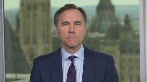 Bill Morneau speaks with Global BC Morning about the impact of COVID-19 on the economy