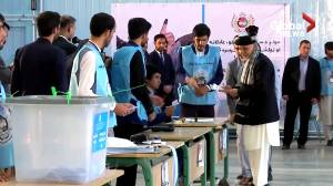 Afghan presidential election begins amid violence