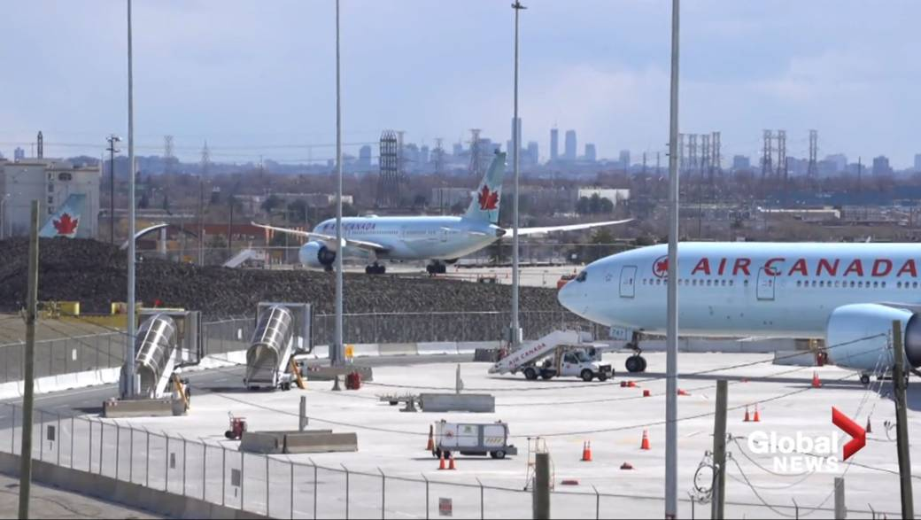 Passenger Shocked By Packed Air Canada Flight I Was A Little Disappointed Globalnews Ca