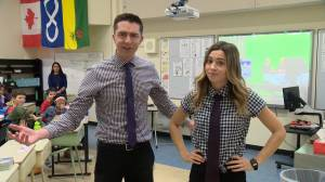 Seeing double: newest SkyTrackers at Fairhaven School in Saskatoon