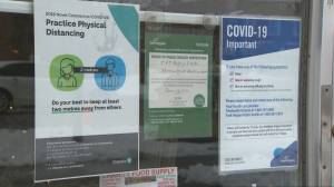 Coronavirus: Neighbouring regions warn Toronto, Peel residents to stay in their regions (01:57)